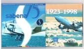 SABENA  MUNTENSET  M/MS23  - 1998 - 1993-...: Albert II