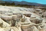 Turquie-TURKIYE-Turkey -  DENIZLI -PAMUKKALE  De Travertenier - Colker Formationsion Hierapolis *PRIX FIXE - Turquie