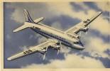 Douglas DC4 En Service Sur Les Lignes Long Courriers Air France - Avions