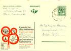 Publibel 2508 N / 1972 - Stamped Stationery