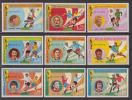 GUINEE EQUATORIALE, Munich 1974, Football, Joueurs Celebres, N° 45 + PA 30 ** - Coppa Del Mondo