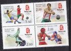 TADJIKISTAN  2008 J.0. DE PEKIN  377 A 378 MNH - Tadjikistan