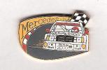 Mercedes Benz Berlin 2000 Shell - Mercedes