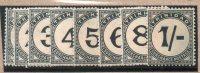 TRINITE : Taxe N° 10/17 * - Trinidad & Tobago (1962-...)