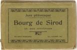Carnet De Bourg-de-Sirod Et Ses Environs. - Zonder Classificatie