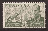 ES945-A567TPSO-CG.Spain Espagne.INGENIERO. JUAN DE LA CIERVA 1AUTOGIRO.1941/7. (945**) Sin Charnela MUY BONITO - Profesiones