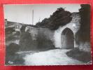 V7-71-saone Et Loire-brancion-porte Du Chateau Autrefois Pont Levis-suprime-1962-carte Photo - France