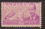 ES942-LA568TPRO.Spain Espagne.INGENIERO. JUAN DE LA CIERVA 1AUTOGIRO.1941/7. (942**) Sin Charnela MUY BONITO - Profesiones