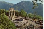 Delphes Temple D'Athena Pronaea - Grèce