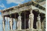 Athènes Portique De Caryatides - Grèce