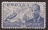 ES944-A569TPSC-CG.Spain Espagne.INGENIERO. JUAN DE LA CIERVA .AUTOGIRO.1941/7. (944**) Sin Charnela MUY BONITO - Sin Clasificación