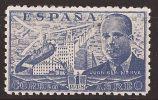 ES944-A569TPO-CG.Spain Espagne.INGENIERO. JUAN DE LA CIERVA .AUTOGIRO.1941/7. (944**) Sin Charnela MUY BONITO - Profesiones