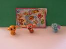 3 Kinder Surprise Toy + Bpz - Kinder & Diddl