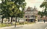 ´s Gravenhage - Stationweg ( Met Station )-1910 ( Verso Zien ) - Den Haag ('s-Gravenhage)