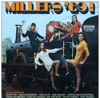 * LP *  THE MILLERS - MILLERS '69! (Holland 1968) - Jazz