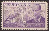 ES947-A573TPO-CG.Spain Espagne.INGENIERO. JUAN DE LA CIERVA .AUTOGIRO.1941/7. (947**) Sin Charnela MUY BONITO - Profesiones
