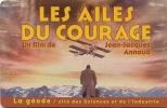 PASS-GEODE-1996-SPEOS-LES   AILES DU COURAGE-FILMM JJ ANNAUD-TBE - Tickets D'entrée