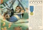 MEDAGLIE D´ORO DELLA SECONDA GUERRA MONDIALE: SERGENTE MAGGIORE PILOTA AGOSTINO FAUSTI. 1940 - Manovre