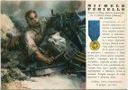 MEDAGLIE D´ORO DELLA SECONDA GUERRA MONDIALE: SERGENTE DI FANTERIA MICHELE PERIELLO. 1941 - Manovre