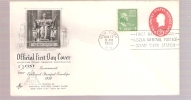 FDC Two Cent - ASDA National Show 1950 - First Day Covers (FDCs)