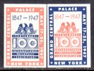U.S.  INTERNATIONAL PHILATELIC EXPO. N.Y. 1947   ** - United States