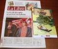 La Libre Belgique Du 17 Octobre 2002 Avec Supplément Tintin L´Oreille Cassée Partie 1 Hergé - Livres, BD, Revues