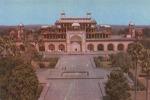 Agra Akbar's Tomb Sikandra - Inde