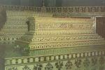 Agra Interior View Of Taj Mahal - Inde