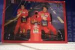 F1 AGIP ALAIN PROST ET JEAN ALESI - Cartes Postales