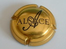 Capsule De Crémant - A Alsace (CC-40) * - Placas De Cava