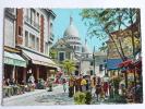PARIS - Place Du TERTRE - Arrondissement: 18