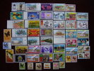 EAST AFRICAN COLLECTION FIFTY TWO STAMPS ALL DIFFERENT And MNH To 3/- Value. - Stamps