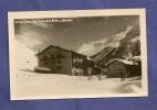 "Carte Photo  1939 ""VAL D'ISERE"" ( Hotel Des Glaciers) - Val D'Isere"