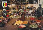 AFRIQUE,OUEST,AFRICA,AFRIKA,SENEGAL,SUD,KASA,CASAMANCA,Marché,Market,METIER,vendeur De Légume,et Fruits - Sénégal