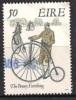 Ireland 1991. Y&T 751. Old Bicycles - 1949-... Republic Of Ireland