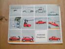 Pub Après La 2.500.00 ème Renault Dauphine 63 Produite Avec Données Techniques Et Photos 12 Pages - Livres, BD, Revues