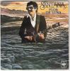 45 T - Santana - Flor De Luna - Transcendance (Erreur Etiquetage, Voir Scan) - Rock