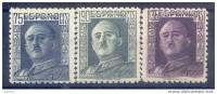 ES999-L1259.España .Spain   .Espagne.FRANCO.1946/7.(  Ed 999/1**)sin Charnela. MUY BONITO - 1931-Hoy: 2ª República - ... Juan Carlos I