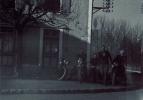 MOTO-TIRAGE D'APRES PELLICULE D'EPOQUE VENDUE AVEC LA PHOTO - Non Classés