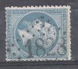 Empire N° 22 Obl GC 1828 De ISIGNY, Calvados , B/TB - 1862 Napoleon III