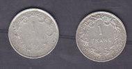 BELGIQUE - 1 Franc - 1910 Et 1913 - 1909-1934: Albert I