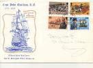 IOM FDC - 1979 JOHN QUILLIAM FDC - Isola Di Man