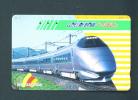 JAPAN  -  Magnetic Phonecard As Scan (411-106) - Japan