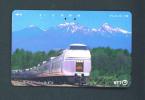 JAPAN  -  Magnetic Phonecard As Scan (251-368) - Japan