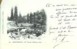 79 PARTHENAY Le Thouet à Bluteau (aval) - Parthenay