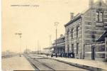 JEMEPPE-sur-SAMBRE. (prés De Auvelais Et Moustier). La Gare (station) Du Train (chemin De Fer). Edit: Brutout. Desaix. - Jemeppe-sur-Sambre