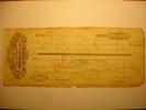 MANDAT LETTRE DE CHANGE CHEQUE Du 14 MAI 1873 - CHETELAT & CIE  MAISON DEMARSON ALLIAUNE QUINCAILLER A LANGRES - Tampons - Cambiali