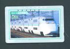 JAPAN  -  Magnetic Phonecard As Scan (231-238) - Japan