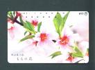 JAPAN  -  Magnetic Phonecard As Scan (351-219) - Japan
