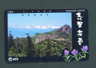 JAPAN  -  Magnetic Phonecard As Scan (271-109) - Japan